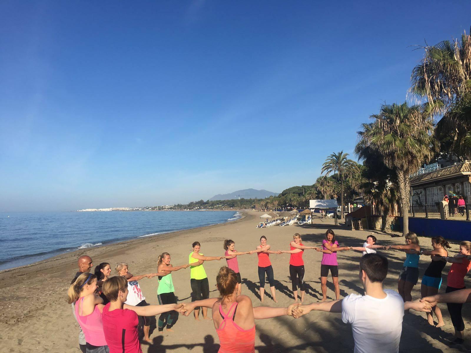 Fitnessurlaub Marbella