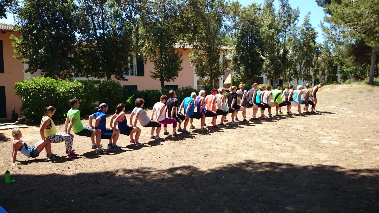 Fitness Reisen Mallorca