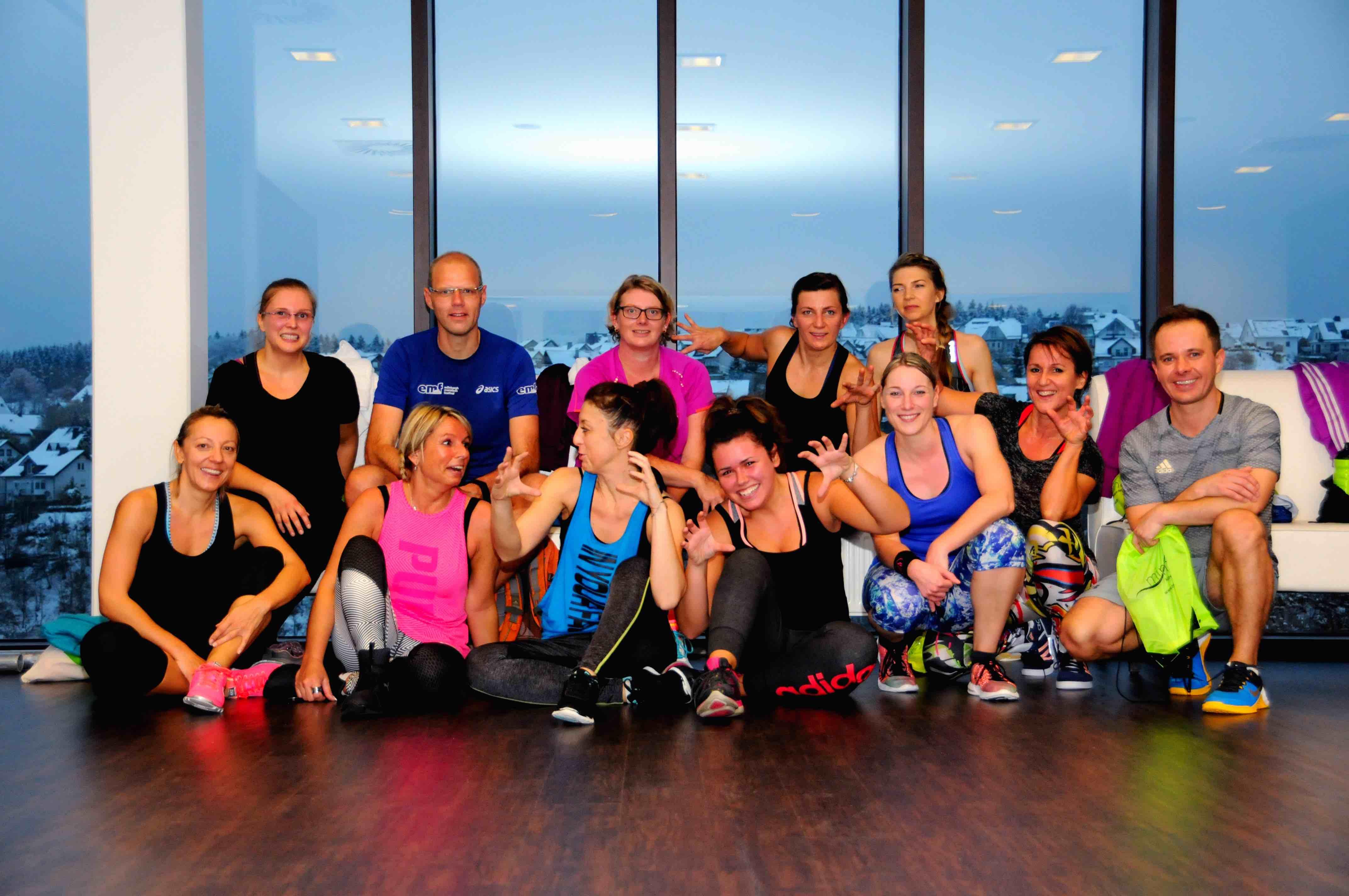 Fitnesswochenende Deutschland