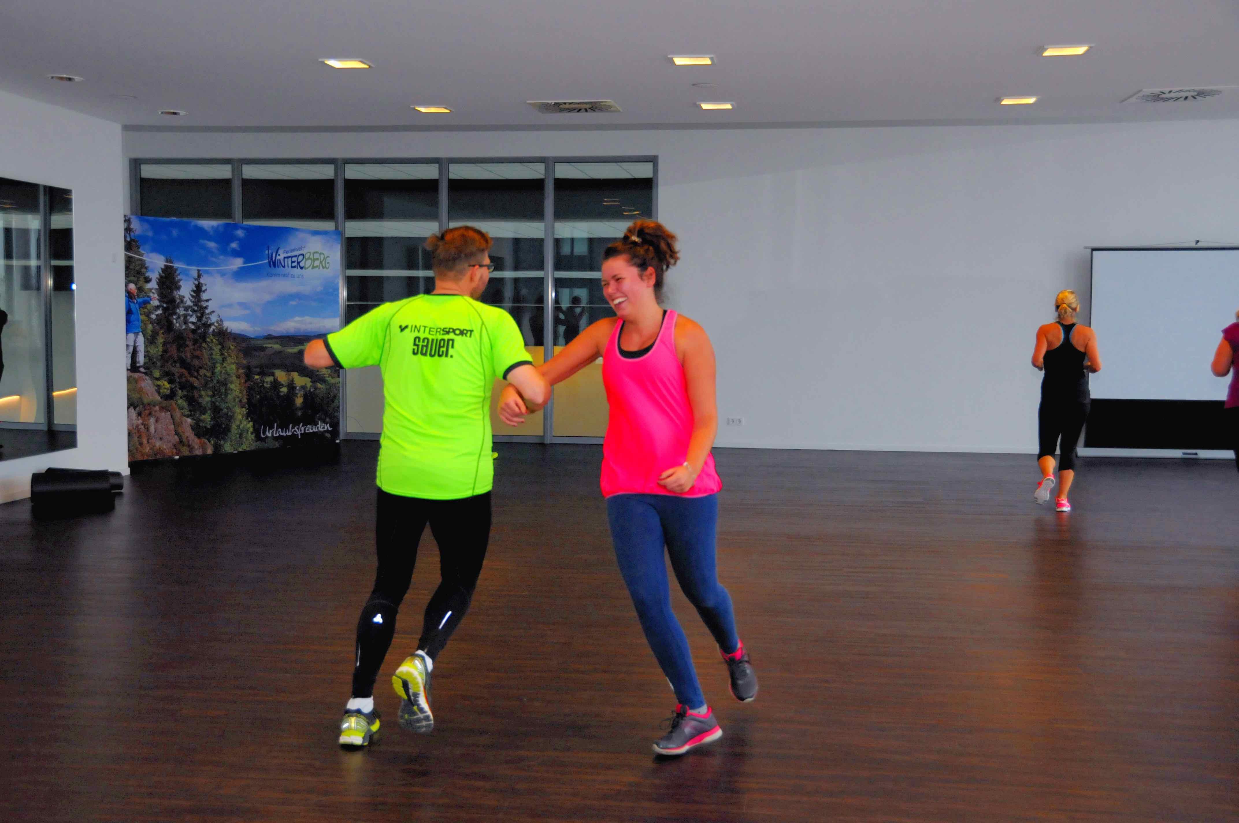 Fitness Wochenende Deutschland